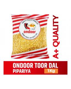 ONDOOR TOOR/ARHAR DAL PIPARIYA PACKED 1.00 KG PACKET