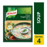 KNORR CLASSIC MIXED VEGETABLE SOUP 45.00 GM PACKET