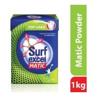 SURF EXCEL MATIC TOP LOAD DETERGENT POWDER 1.00 KG BOX