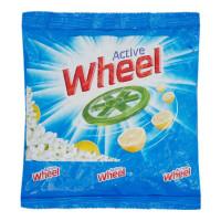 ACTIVE WHEEL DETERGENT POWDER 185.00 Gm Packet