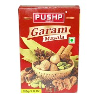 PUSHP BRAND GARAM MASALA 100.00 GM PACKET