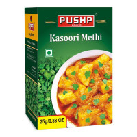 PUSHP BRAND KASOORI METHI 25.00 Gm