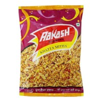 AAKASH NAMKEEN NAMKEEN KHATTA MITHA 350.00 GM PACKET