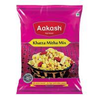 AAKASH NAMKEEN KHATTA MITHA MIX 350.00 GM PACKET