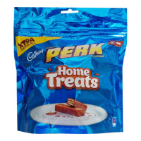 CADBURY PERK HOME TREATS CHOCOLATE 175.50 GM PACKET
