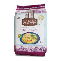 INDIA GATE MINI MOGRA RICE 25.00 Kg Bag
