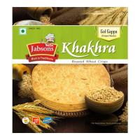 JABSONS KHAKHRA GOL GAPPA 180.00 GM PACKET