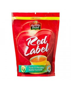 BROOKE BOND RED LABEL TEA 1 KG POUCH