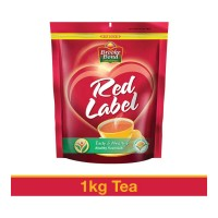 BROOKE BOND RED LABEL  TEA 1.00 KG PACKET