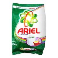 ARIEL COLOUR DETERGENT POWDER 2 KG