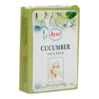 AYUR CUCUMBER FACE PACK 25.00 Gm