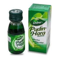 DABUR PUDIN HARA ACTIVE 30 Ml Box