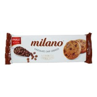PARLE PLATINA MILANO CHOCOLATE CHIP COOKIES 75.00 GM PACKET