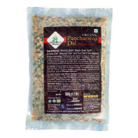 24 MANTRA ORGANIC PANCHARATNA DAL 500.00 GM PACKET