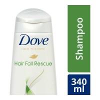 DOVE HAIR FALL RESCUE SHAMPOO 340.00 ML BOTTLE