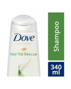 DOVE HAIR FALL RESCUE SHAMPOO 340.00 ML BOTTLE