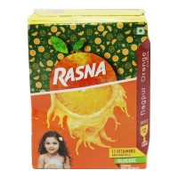 RASNA NAGPUR ORANGE FLAVOUR 12 GLASSES
