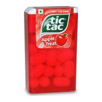 TIC-TAC RED APPLE 7.70 GM JAR