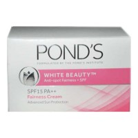PONDS WHITE BEAUTY SPF15 PA++ FAIRNESS CREAM 50.00 GM PACKET