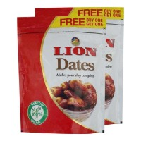 LION SEEDED DATES 500 GM