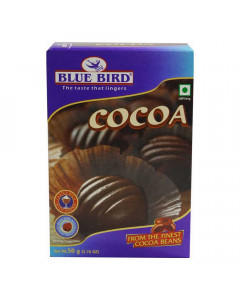 BLUE BIRD COCOA POWDER 50.00 GM BOX
