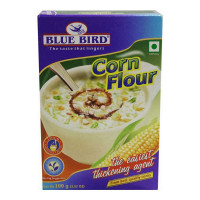BLUE BIRD CORN FLOUR 100.00 GM BOX