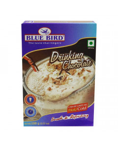 BLUE BIRD DRINKING CHOCOLATE 100.00 GM BOX