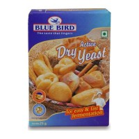 BLUE BIRD ACTIVE DRY YEAST 25.00 GM BOX