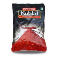 EVEREST KUTILAL RED CHILLI POWDER 200.00 GM PACKET