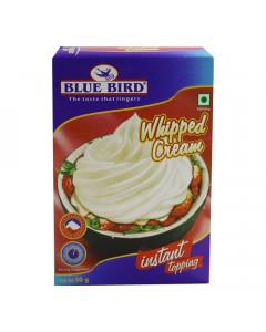 BLUE BIRD WHIPPED CREAM 50.00 GM BOX