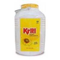 KRITI SUNFLOWER OIL 5.00 LTR JAR