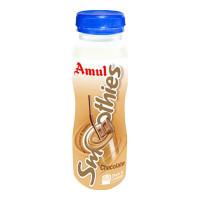 AMUL SMOOTHIES CHOCOLATE MILK 200 ML