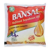 BANSAL SOYA OIL POUCH 500 ML