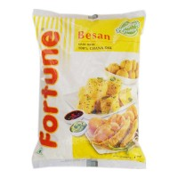 FORTUNE BESAN 1.00 KG PACKET