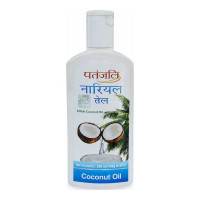 PATANJALI COCONUT OIL 200 ML BOTTLE