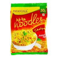 PATANJALI CHATPATAA ATTA NOODLES 60.00 GM PACKET