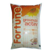 FORTUNE GROUNUTT ACTIV OIL 1.00 LTR PACKET