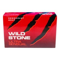WILD STONE ULTRA SENSUAL SOAP 125 GM