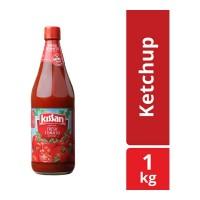 KISSAN FRESH TOMATO KETCHUP- 1.00 KG BOTTLE