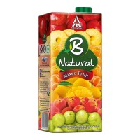 B NATURAL MIXED FRUIT JUICE 1 LTR