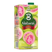 B NATURAL GUAVA JUICE 1 LTR