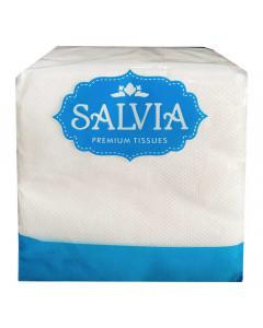 SALVIA WHITE TISSUE PAPER SERVIETTES 1 PLY 100.00 NO PACKET