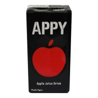 APPY APPLE JUICE DRINK 160.00 ML TETRAPACK