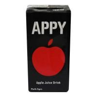 APPY APPLE JUICE DRINK 160 ML TETRAPACK