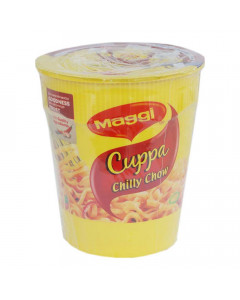 MAGGI CUPPA CHILLY CHOW NOODLES 70.00 GM CUP