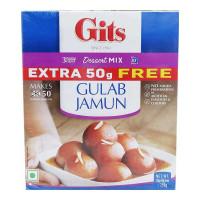 GITS GULAB JAMUN INSTANT MIX 200.00 GM BOX