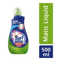 SURF EXCEL MATIC TOP LOAD LIQUID DETERGENT 500 ML