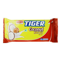 BRITANNIA TIGER COCONUT KRUNCH BISCUITS 103 Gm Packet
