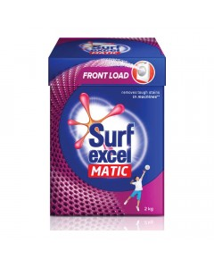SURF EXCEL MATIC FRONT LOAD DETERGENT POWDER- PACKET