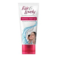 FAIR & LOVELY FAIRNESS CLEANUP FACE WASH 20.00 GM TUBE